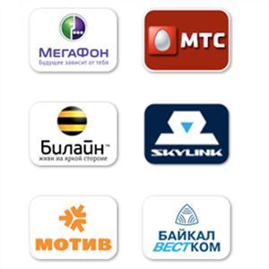 Операторы сотовой связи Северного