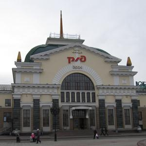 Железнодорожные вокзалы Северного